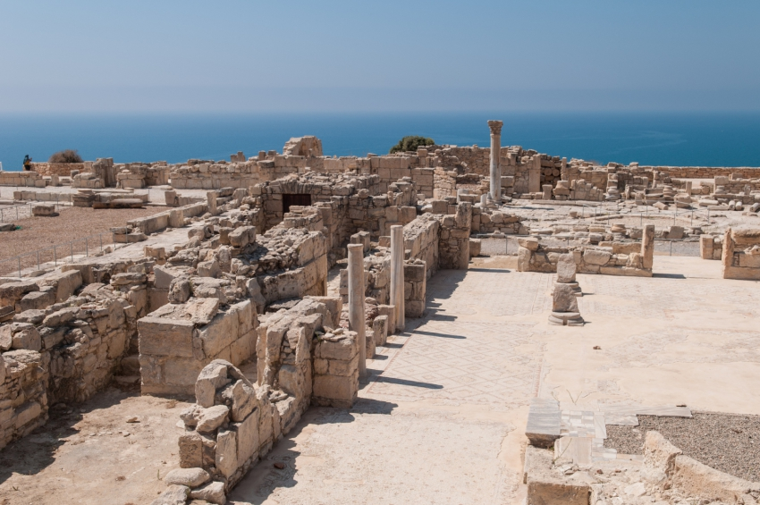 Photo of Kourion Archeological Museum, Cyprus by Anna & Michal via Flickr https: