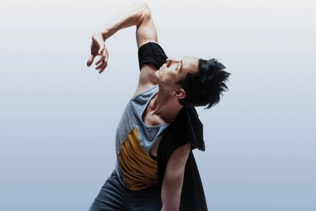 Peter Chu, Dances for a Small Stage; Photo by: Levi Walker