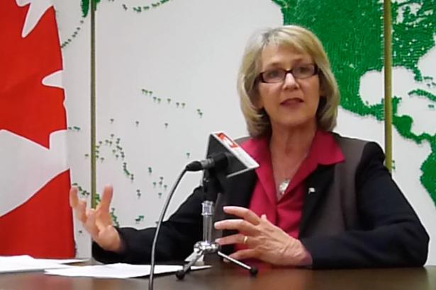 Joyce Murray, MP, Vancouver Quadra