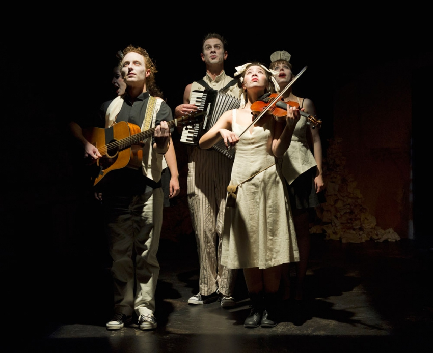 Chelsea Hotel returns to The Firehall Arts Theatre