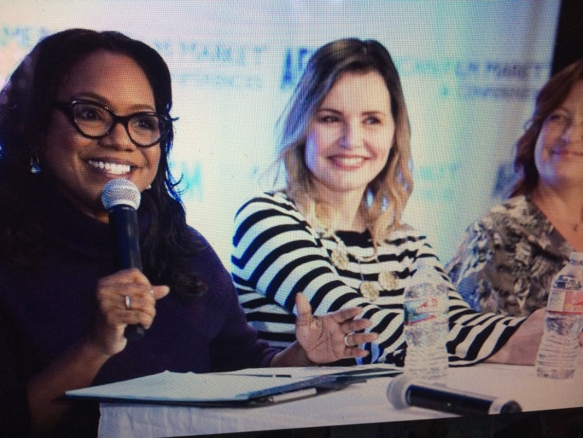 The Future is Female Roundtable at the American Film Market 2017