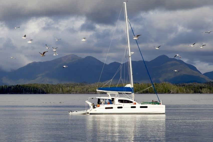 The Habitat - Pacific Wild ship - Mychaylo Prystupa