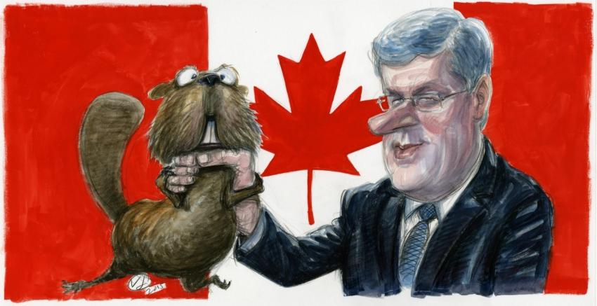 Canadian prime minister, Stephen Harper, National Observer, Canadian politics