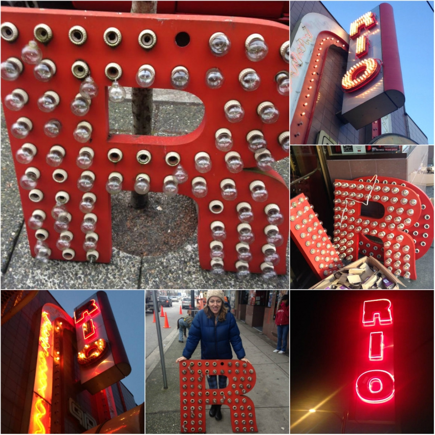 Newly Restored Rio Theatre Sign Unveiled TONIGHT