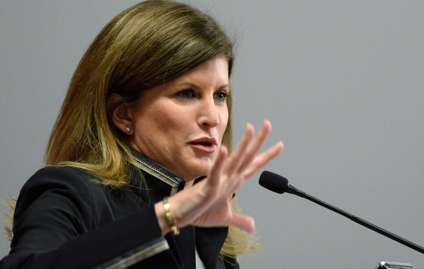 Rona Ambrose outraging in Vancouver