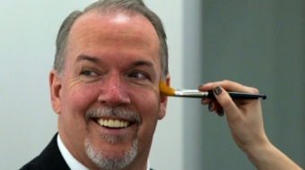 John Horgan, BC NDP, Leader of the Official Opposition, B.C. legislature