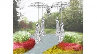 Love locks sculpture proposed for Queen Elizabeth Park