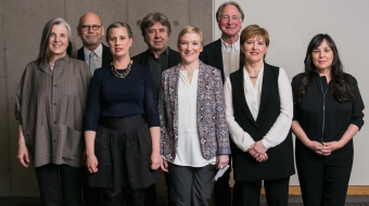 Recipients and presenters of prestigious Vancouver arts awards