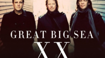 XX Cover - courtesy Great Big Sea Facebook Page