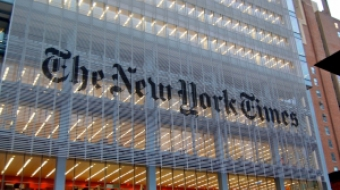 New York Times headquarters - NYC