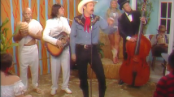 Jim Carrey Hee Haw video