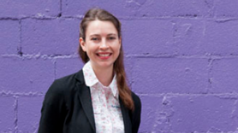 Claire Havens, Project Manager for Moving in a Livable Region