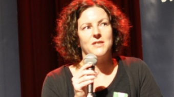 Kate Armstrong, director of Elily Carr's SIM program