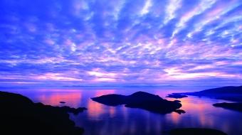 Horseshoe Bay, Bowen Island, photograph, Alan Sirulnikoff, landscape, marine