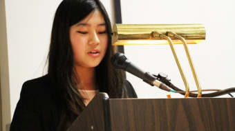 Alice Xu - Kids for Climate Action - Jacqueline Lee Tam