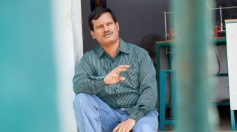 Arunachalam Muruganantham is effecting real change for rural women in India.