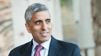 Arvind Gupta, former president of UBC