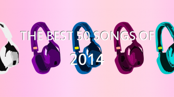 The best 50 songs of 2014