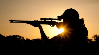 Hunter photo via Bigstock