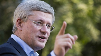 Harper tells Canadians to give up their civil liberties for security reasons