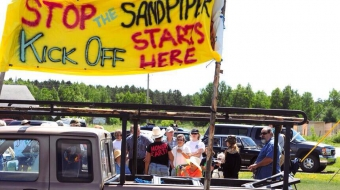 Enbridge, Sandpiper, Minnesota, White Earth Band
