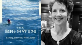 The Big Swim Book Tour by Bus