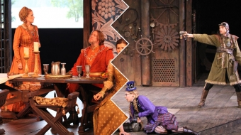Bard on the Beach - Comedy or Tragedy