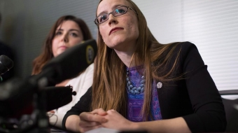 Glynnis Kirchmeier, filed a human rights complaint against UBC