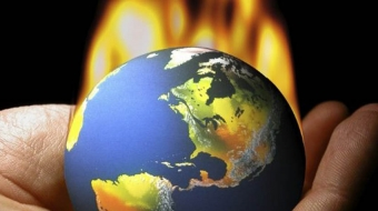 Global warming illustration (Creative Commons)