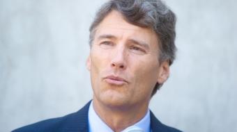 Vancouver Mayor, Gregor Robertson
