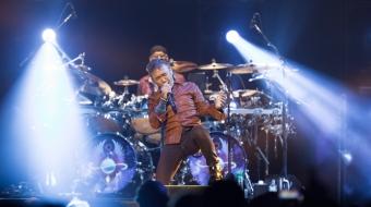 Journey in concert. Photo by Craig Fleisch