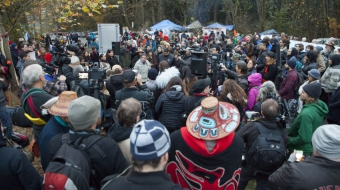 Doctors See Health and Hope in Burnaby Mountain Protests
