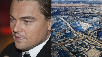 Leonardo DeCaprio and oil sands tar sands - Vancouver Observer