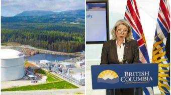 Mary Polak, BC Ministry of Environment, spill, response plan