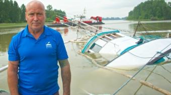 oil spill, Fraser River, Environment, Fisheries, Coast Guard, Marathassa