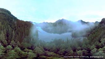 Destination British Columbia uses virtual reality to attract tourists