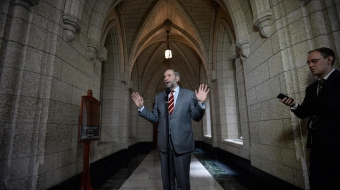 Canadian Politics, Canadian military, Sexual harassment, Sexual assault, NDP