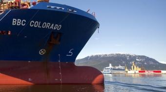 tanker Port of Kitimat - Mychaylo Prystupa