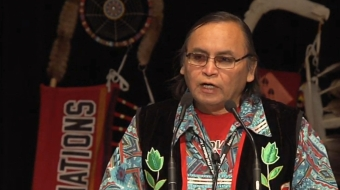 SCO Grand Chief Terry Nelson at AFN 2014 Winnipeg convention - live web feed