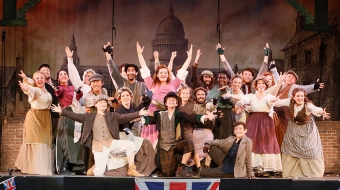 Theatre under the Stars: Oliver!