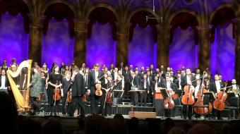 Vancouver Chamber Choir - Orpheum, 2015